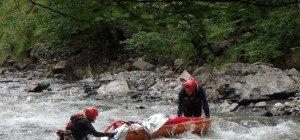 Gemeinsame Übung der Rettungskräfte