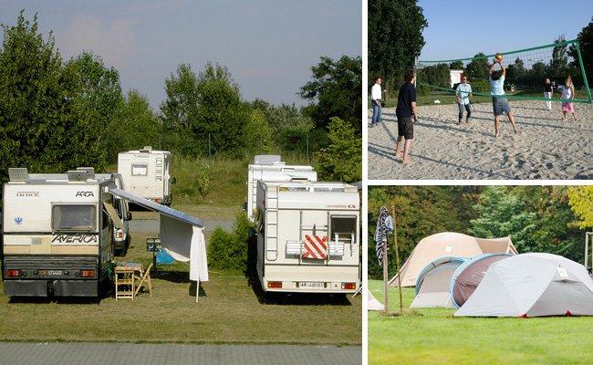 Wien verfügt über insgesamt drei Campingplätze.