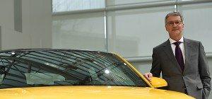 Audi-Chef kündigte deutlichen Ausbau der Elektromobilität an
