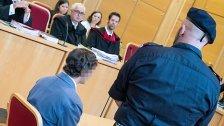 """""""Eisenstangen-Mord"""": Sieben Jahre Haft"""
