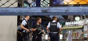 """Deutsche Polizei warnt nach Amoklauf """"Trittbrettfahrer"""""""