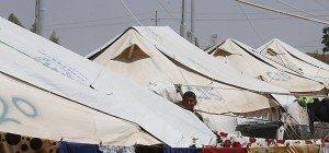 Rotes Kreuz befürchtet Million Binnenflüchtlinge im Irak