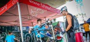 Gratis Fahrradservice beim RadlerTreff am Donaukanal