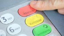 Bankomatgebühren gesetzlich verbieten?