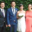 Hochzeit von Manuela Huber und Karlheinz Amann