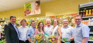 SPAR-Markt in Koblach neu eröffnet