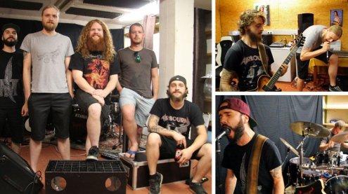 Debut-Album und Festivaltour – Metalband Sortout startet durch