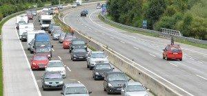Verkehr: Salzburg wieder komplett verstopft