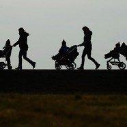 Kindergeld: Ein Drittel ging 2015 an Nicht-Österreicher