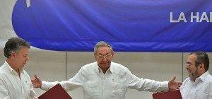 FARC verkündet endgültigen Waffenstillstand in Kolumbien