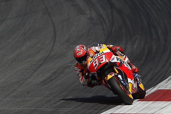 Marquez fährt in Brünn