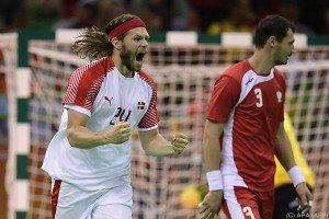 Dänemarks Handballer erstmals Olympiasieger
