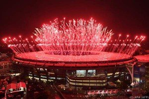 Sommerspiele in Rio de Janeiro offiziell beendet