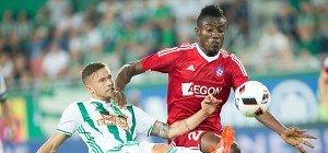 Rapid trotz 0:2-Heimniederlage in Europa-League-Gruppenphase