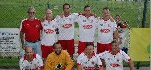 FC Dornbirn gewinnt Rankweiler Altherren-Turnier