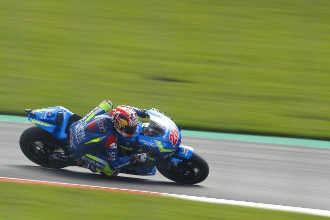 Mit Andrea Iannone hat ein Ducati-Fahrer auch das dritte freie Training der MotoGP in Spielberg dominiert.