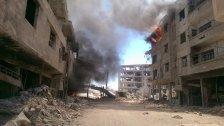 Tausende dürfen syrische Stadt Daraya verlassen