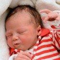 Geburt von Axel Vonbrül am 21. August 2016