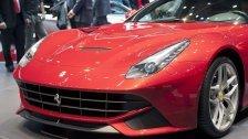54.400 Euro Zoll für einen Ferrari
