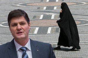 """Ländle-FPÖ zum Burka-Verbot: Kurz soll """"nicht reden, sondern handeln"""""""