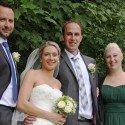 Hochzeit von Tamara Frick  und Christof Beer