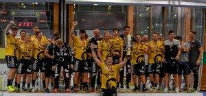 Bregenz Handball erstmals Supercupsieger
