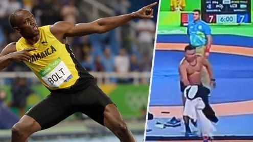 Die spektakulärsten Rekorde und kuriosesten Momente von Rio '16