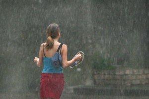 Regenschauer und Abkühlung: War's das mit dem Sommer?