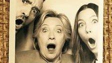 Justin Timberlake postet Foto mit Hillary Clinton