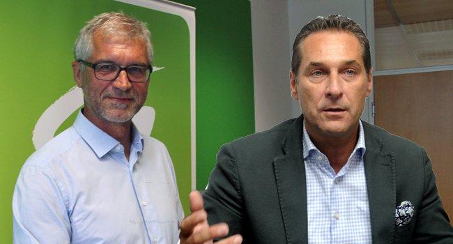 """Harald Walser: """"FPÖ baut eigene digitale Welt für Anhänger auf"""""""