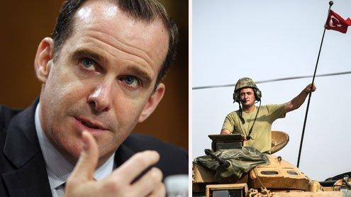 USA üben äußerst scharfe Kritik am türkischen Vorgehen in Syrien