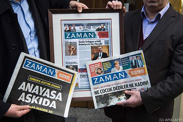 Zaman: Deutsche Ausgabe von Gülen-naher türkischer Zeitung vor dem Aus