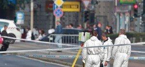 Bombenanschlag in Budapest verletzte zwei Polizisten