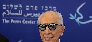 Israels ehemaliger Präsident Shimon Peres ist tot