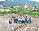 Siedlung aus der Eisenzeit gefunden