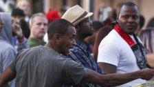 Erneut Afroamerikaner von Polizei erschossen