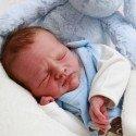 Geburt von James Ronald Langridge am 14. September 2016