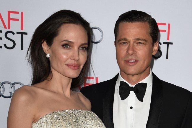 Aus für Brangelina: Hollywoods Traumpaar läßt sich scheiden.
