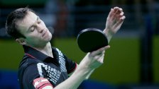 Hard: EM-Quali-Auftakt für Tischtennis-Herren