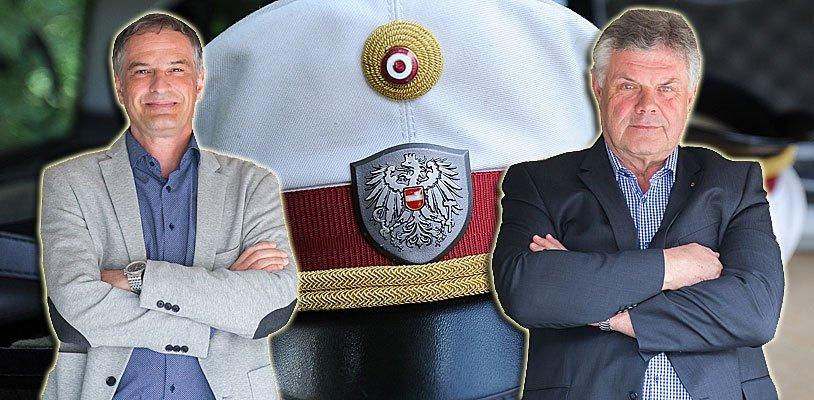 Politische Scharmützel um Stadtpolizei Bludenz - Leiter greift Katzenmayer an