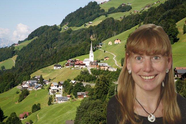 Die neue Bürgermeisterin von Sonntag: Luiza Martin-Gabriel.
