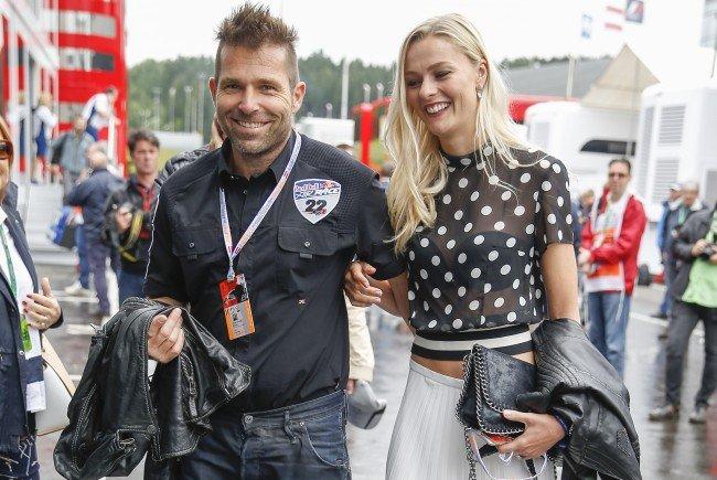 Hannes Arch und Miriam Höller waren sechs Jahre lang ein Paar