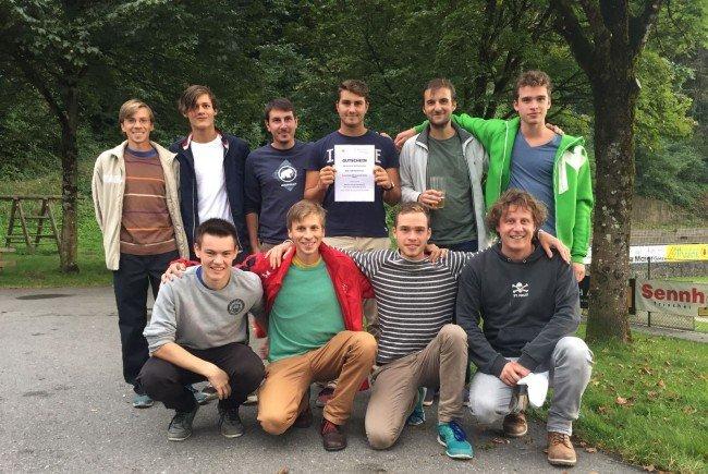 Offene Jugendarbeit Rankweil gewann das Turnier