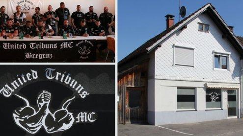 "Balkan-Rocker ""United Tribuns"" mieten Vereinsheim in Höchst"