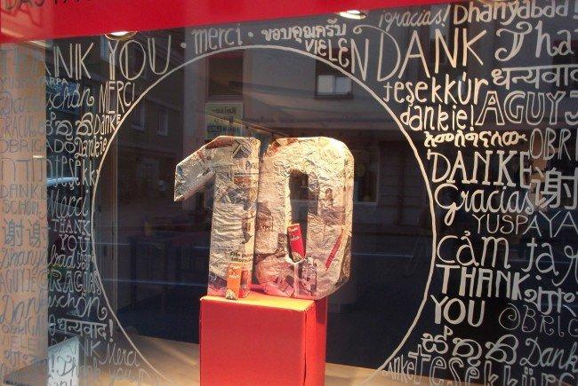 Der Weltladen Götzis feiert 10-jähriges Jubiläum