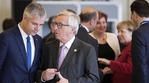 """Nach """"Nein"""" der Wallonie: Keine Einigung zu CETA beim EU-Gipfel"""