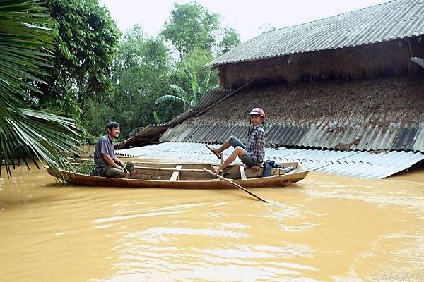 Vietnam erlebt viele Tropenstürme
