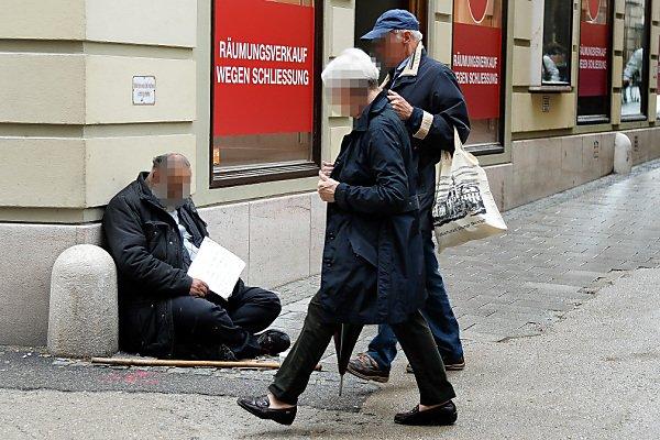 Österreich liegt mit 18,3 Prozent Betroffenen unter EU-Schnitt