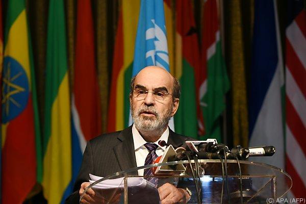FAO-Direktor Jose Graziano da Silva fordert einen Beitrag der Landwirtschaft.