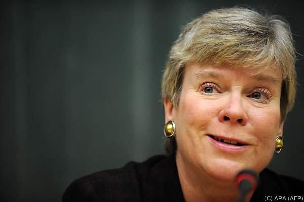 Gottemoeller war bisher Staatssekretärin im US-Außenministerium